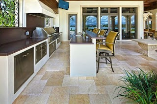 Outdoor Kitchen Florida Designing a Beautiful in Apex Pavers
