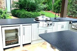 Cheap Outdoor Kitchen Bbq Ideas DIY Building an Building