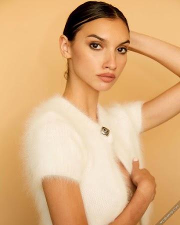 Chanel Margaux Postrel Photo