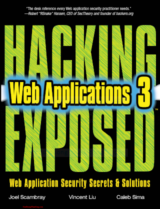 Hacking Exposed - Web Applications.pdf