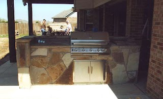 Outdoor Kitchens Fort Worth Dallas Tx