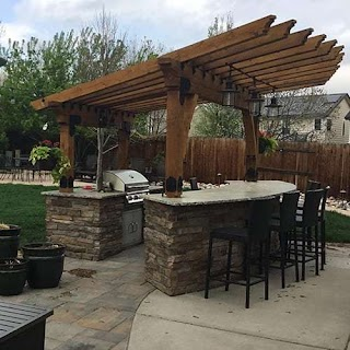Outdoor Kitchen Denver Custom S Art of The Yard