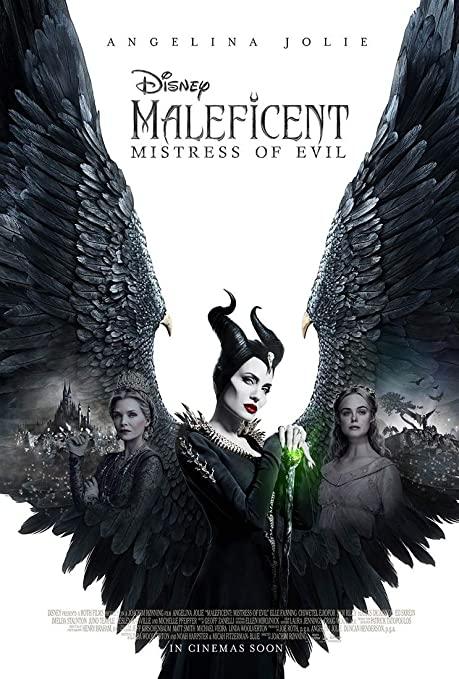 Maleficent: Mistress of Evil kurdish poster