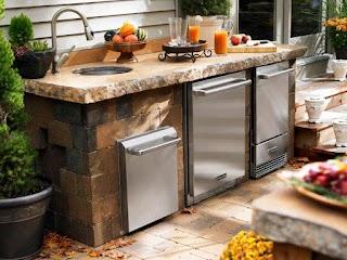 Outdoor Kitchen Sink Ideas Pictures of Design Inspiration Hgtv