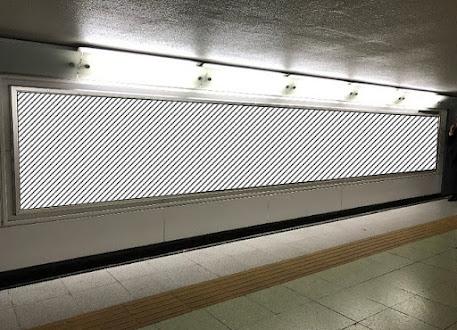 新宿中央通路ハーフジャック