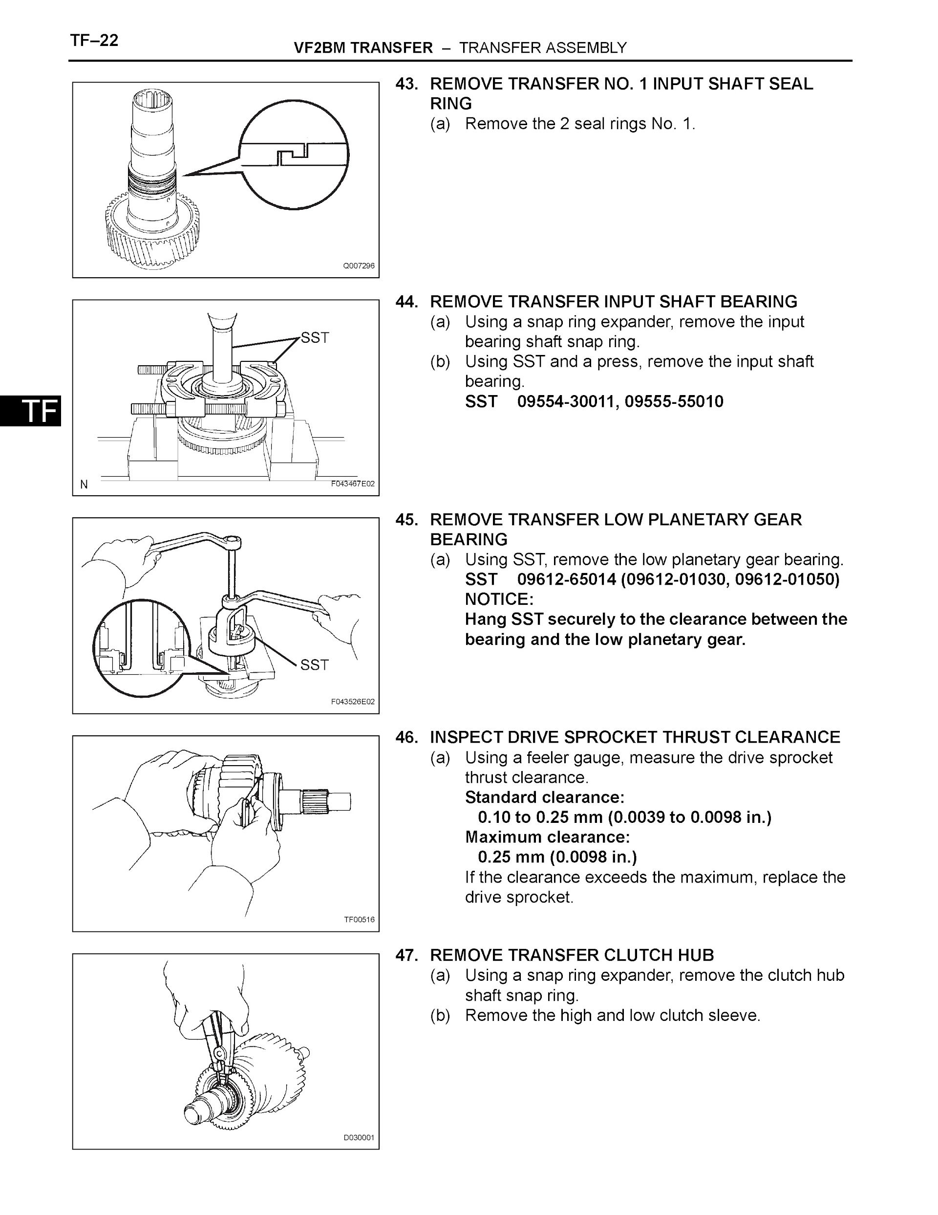 Download 2006 Toyota Tacoma service and Repair Manual