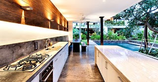Outdoor Kitchen Cost What Does It to Build an Supermoney