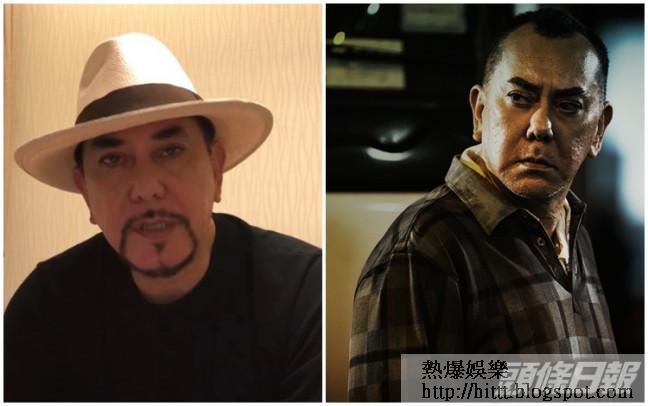 黃秋生親自拍片望香港觀眾撐主演港產片《死因無可疑》。