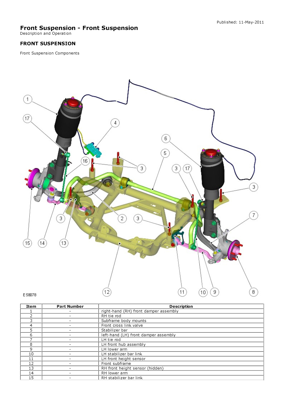 Download 2010-2012 Range Rover L322 Service Repair Manual
