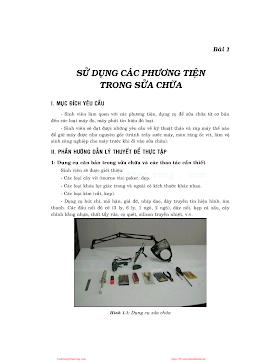 Giáo Trình Sử Dụng Các Phương Tiện Trong Sửa Chữa Điện - Nhiều Tác Giả, 47 Trang.pdf