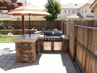 Outdoor Kitchen Small Space Ideas for S Tips and Trick