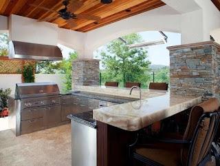 Outdoor Kitchen Plans Pictures Tips Expert Ideas Hgtv
