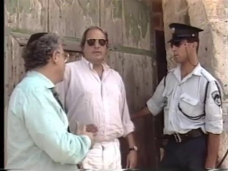 "Reuven ""Ruby"" Rivlin at Temple Mount in Israel Special (Original Airdate 10/28/1990)"