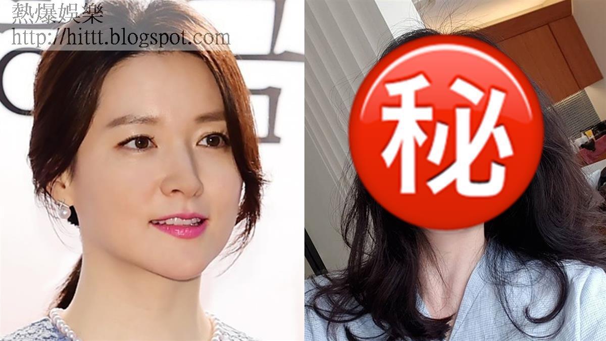 差超多?49歲李英愛素顏照瘋傳 網嚇傻:太離譜