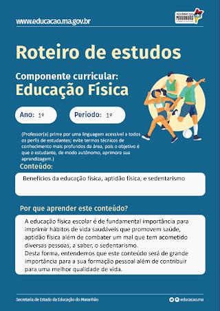 APTIDÃO FÍSICA X SEDENTARISMO