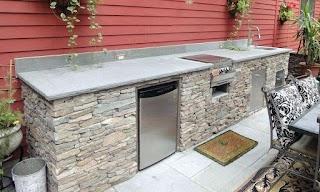 Outdoor Kitchen Kits Diy