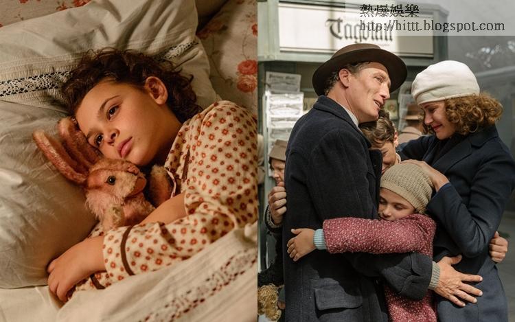 在安娜眼中,希特拉偷走了粉紅兔,但只要她和家人在一起,他永遠也偷不走最重要的愛和希望! 送給大家。
