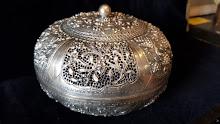 Caseta de argint