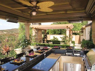 Quartz Countertops for Outdoor Kitchens Kitchen Options Hgtv