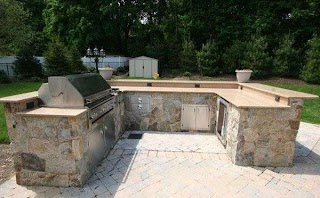 Outdoor Kitchen Lowes Kits Countertops