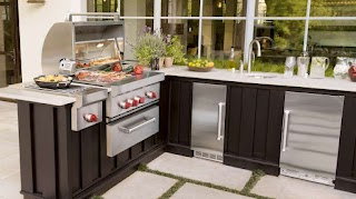 Outdoor Kitchen Design Center Five Components of an Ideal Interior