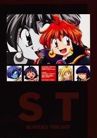 (C61) [Sairo Shuppan (J.Sairo)] Slayers Trilogy [English]