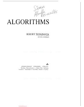 0201066726 {067A6648} Algorithms [Sedgewick 1983-06].pdf