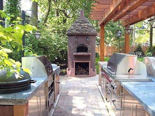 Cost for Outdoor Kitchen to Install an Estimates and Prices at Fixr