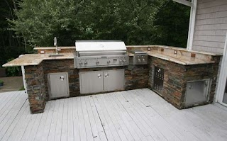 Master Forge Outdoor Kitchen Ideas Modular and Enchanting Burner