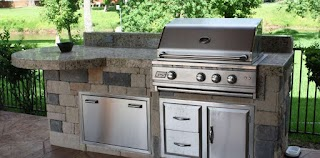 How to Make an Outdoor Kitchen Your Affordable Increte of Housn