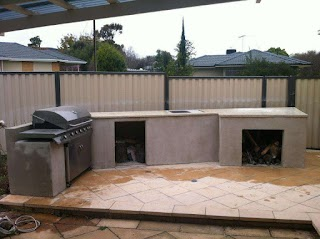 Outdoor Kitchen Building Plans The New Way Home Decor
