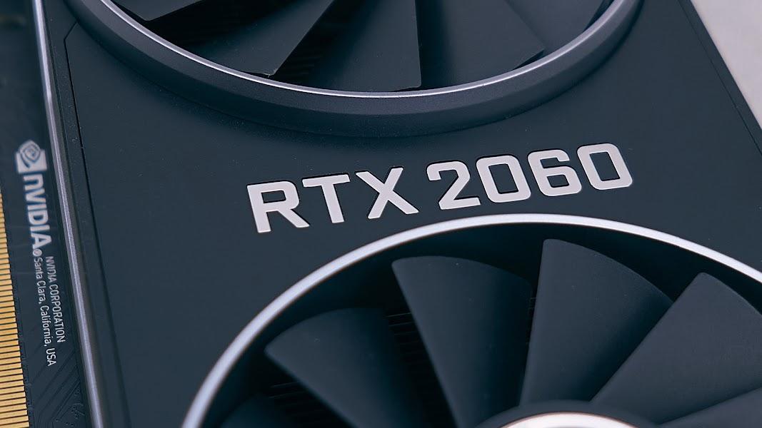 Bemutatkozott RTX 2060 videókártya