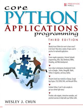 Core Python Applications Programming 3rd.pdf