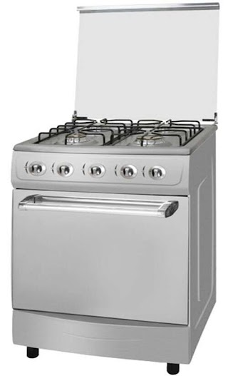 Outdoor Kitchen Gas Oven Low Price for 4 Burner Cooking Range with Buy Cooking