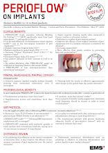 PERIOFLOW On Implants