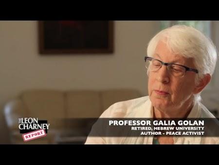 Galia Golan (Original Airdate 10/18/2015)