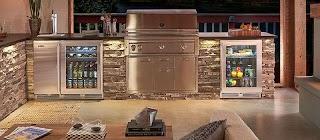 Outdoor Kitchen Fridge The Best Refrigerator Brands for Your