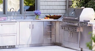 Outdoor Kitchen Stainless Steel S