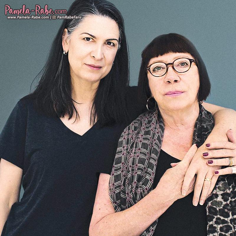 Pamela Rabe and Sandy Gore   Footfalls 2015