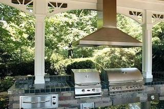 Outdoor Kitchen Hoods Island Vent Hood Vents Air Ve Duebrigantiinfo