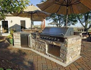 Outdoor Kitchen Price Install a Hightech Mn for an Affordable