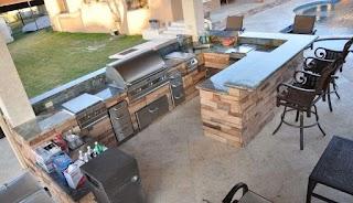 Custom Outdoor Kitchen Concepts Bunnings Splendid Kaboodle Bbq