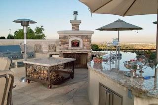 Fogazzo Outdoor Kitchens Rancho Palos Verdes Ca Mediterranean Patio Los Angeles By