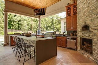 Ultimate Outdoor Kitchen Designing The
