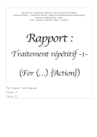 RAPPORT 4 Traitement répétitif -1- For MI Alger.pdf