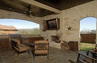 Outdoor Kitchen Costs Cost Increte of Houston Custom S