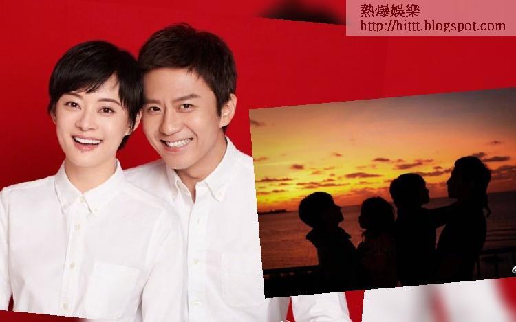 孫儷與鄧超結婚9年由兩口子變四口子,鄧超為愛為家一直在變。