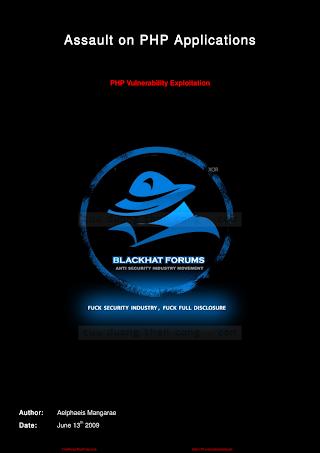 EN - Assault on PHP Applications.pdf