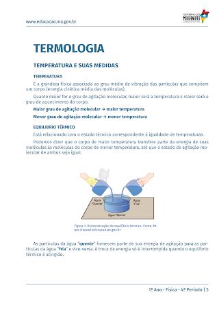 TEMPERATURA E SUAS MEDIDAS