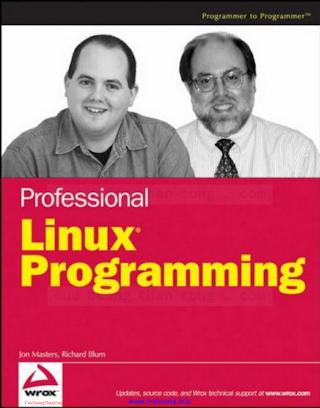 Professional Linux Programming.pdf